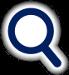 Grafik Lupe: Diese Grafik-Datei könnt ihr als Word-, GIMP- und PNG-Datei kostenlos herunterladen.