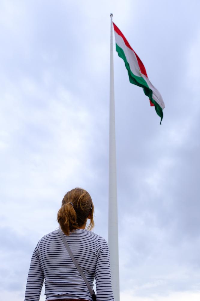 Ook hier strijden ze mee voor de hoogste vlaggenmast!