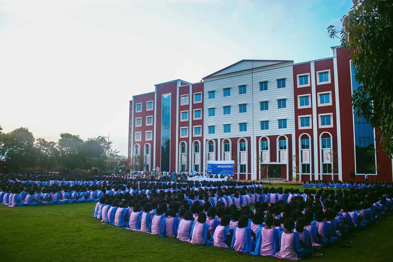 Kalinga Institute of Social Sciences, Bhubaneshwar