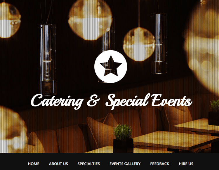 Leroy – Restaurant – Catering HTML Template