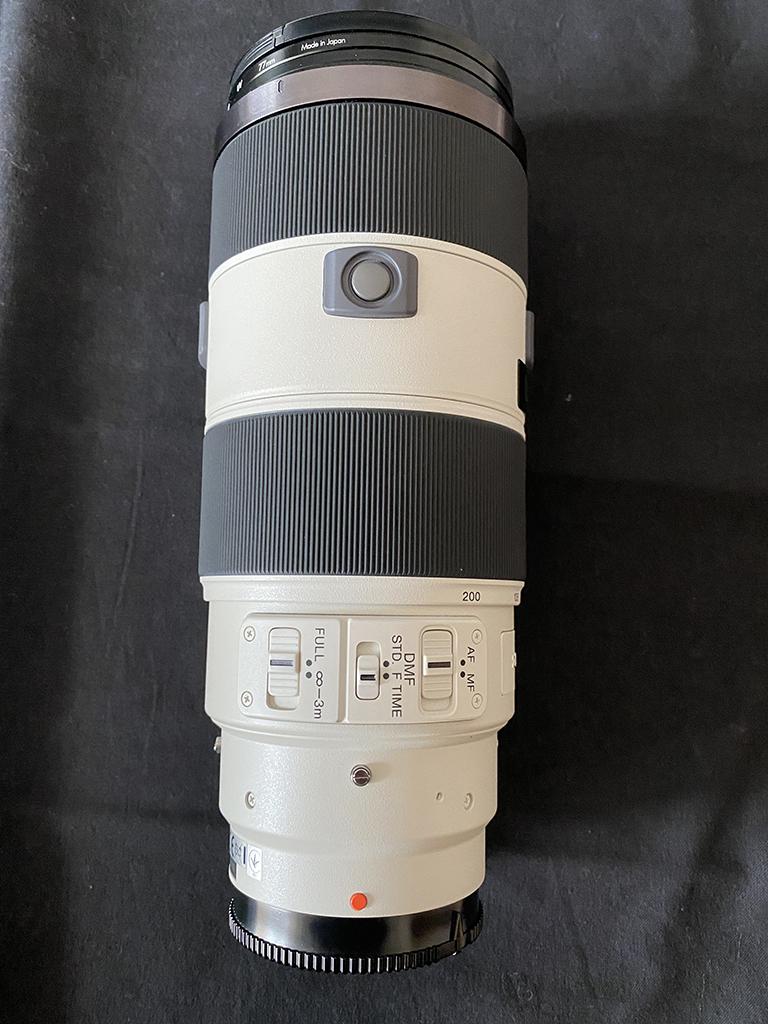 VENDO Sony 70-200 SSM G 2.8  en Camaras y ObjetivosIMG_5160