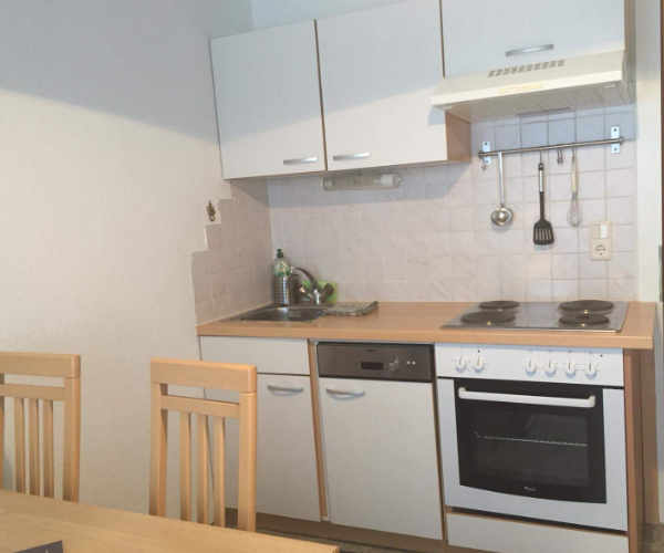Küche Appartement 4