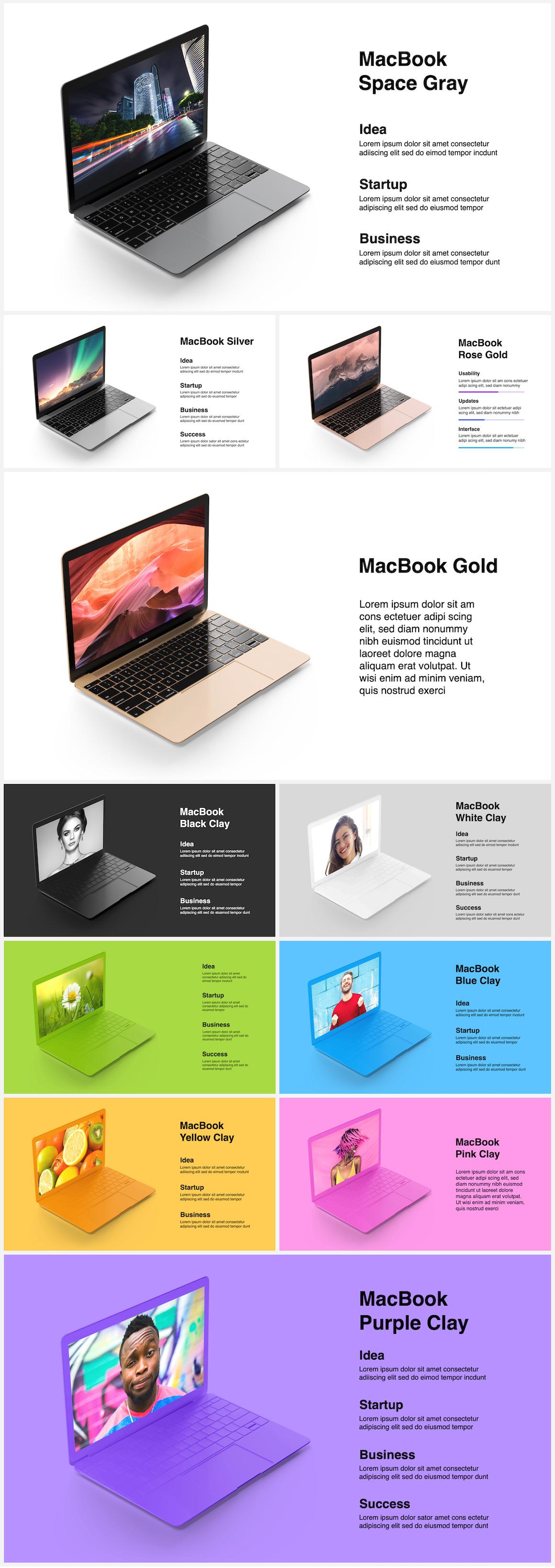 Huge Infographics Bundle! Lifetime Updates! PowerPoint, Photoshop, Illustrator. - 63