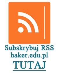 Subskrybuj kanał RSS haker.edu.pl, aby trzymać rękę na pulsie świata Security IT