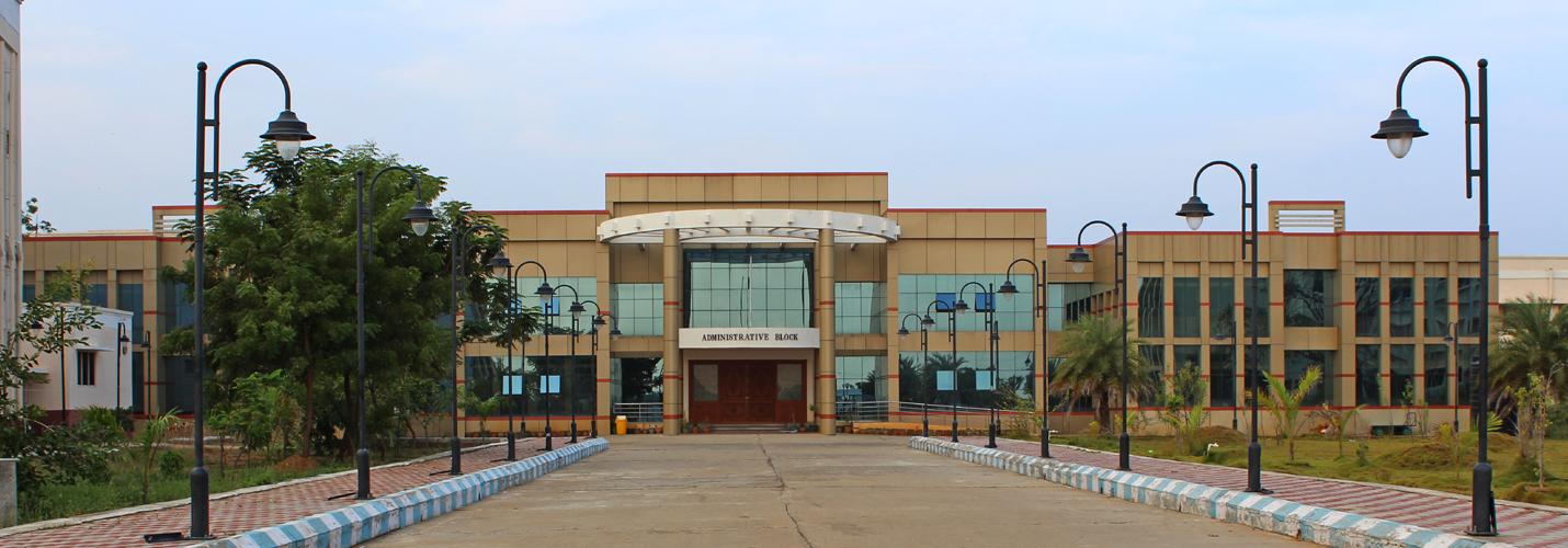 The Tamil Nadu National Law School Image