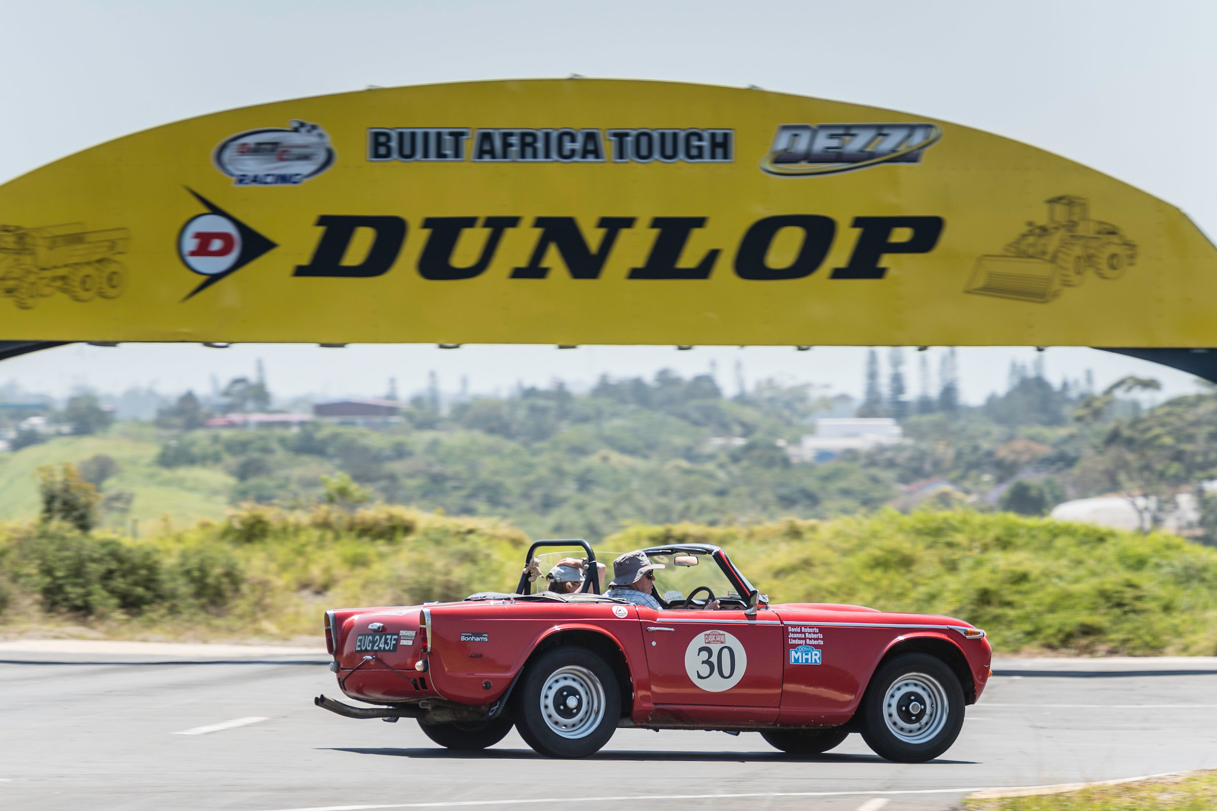 Ambitious new endurance Rally the Globe club launched
