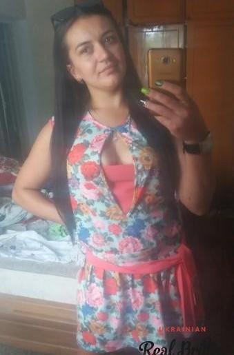 Profile photo Ukrainian bride Olena