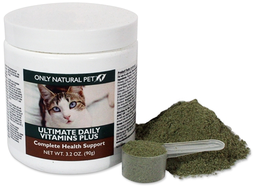 cover-image Senior Cat vitamins