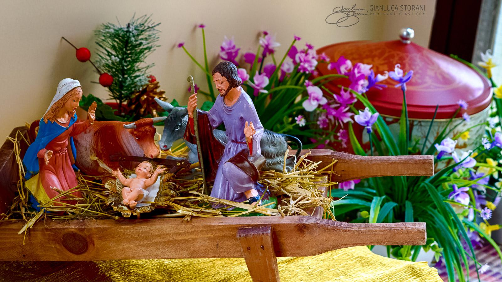Buon Natale dal Quartiere Collevario (ID: 4-6973)