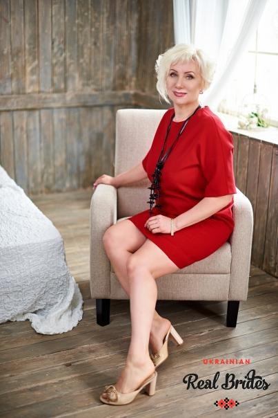 Photo gallery №5 Ukrainian women Ludmila