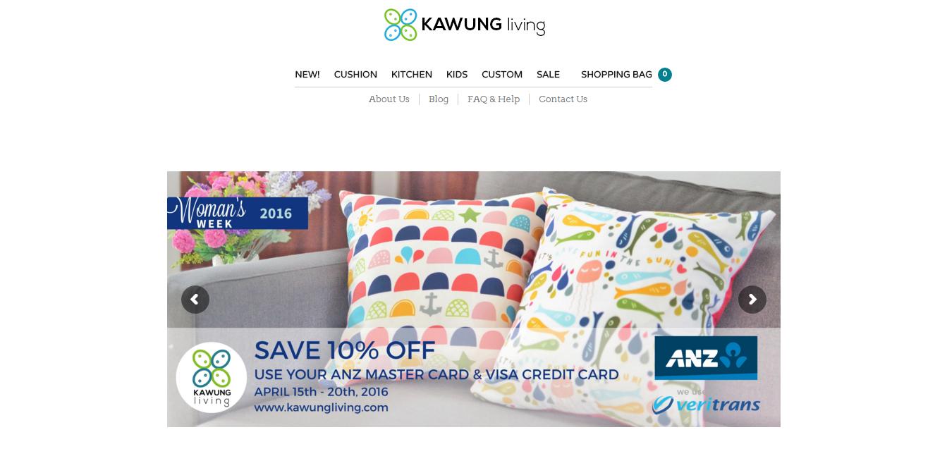 KAWUNG living