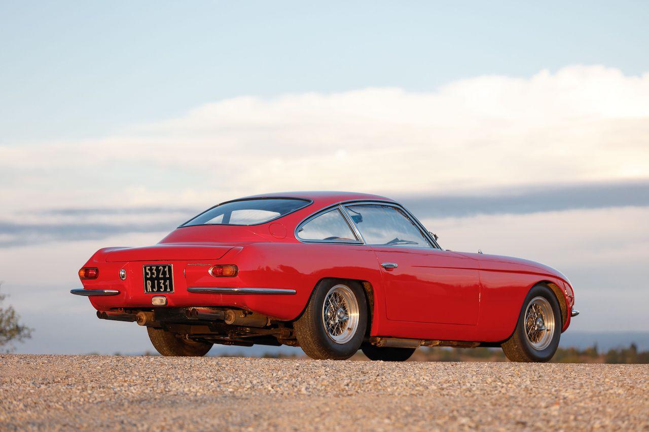 One owner 1967 Lamborghini 400 GT heads Artcurial auction