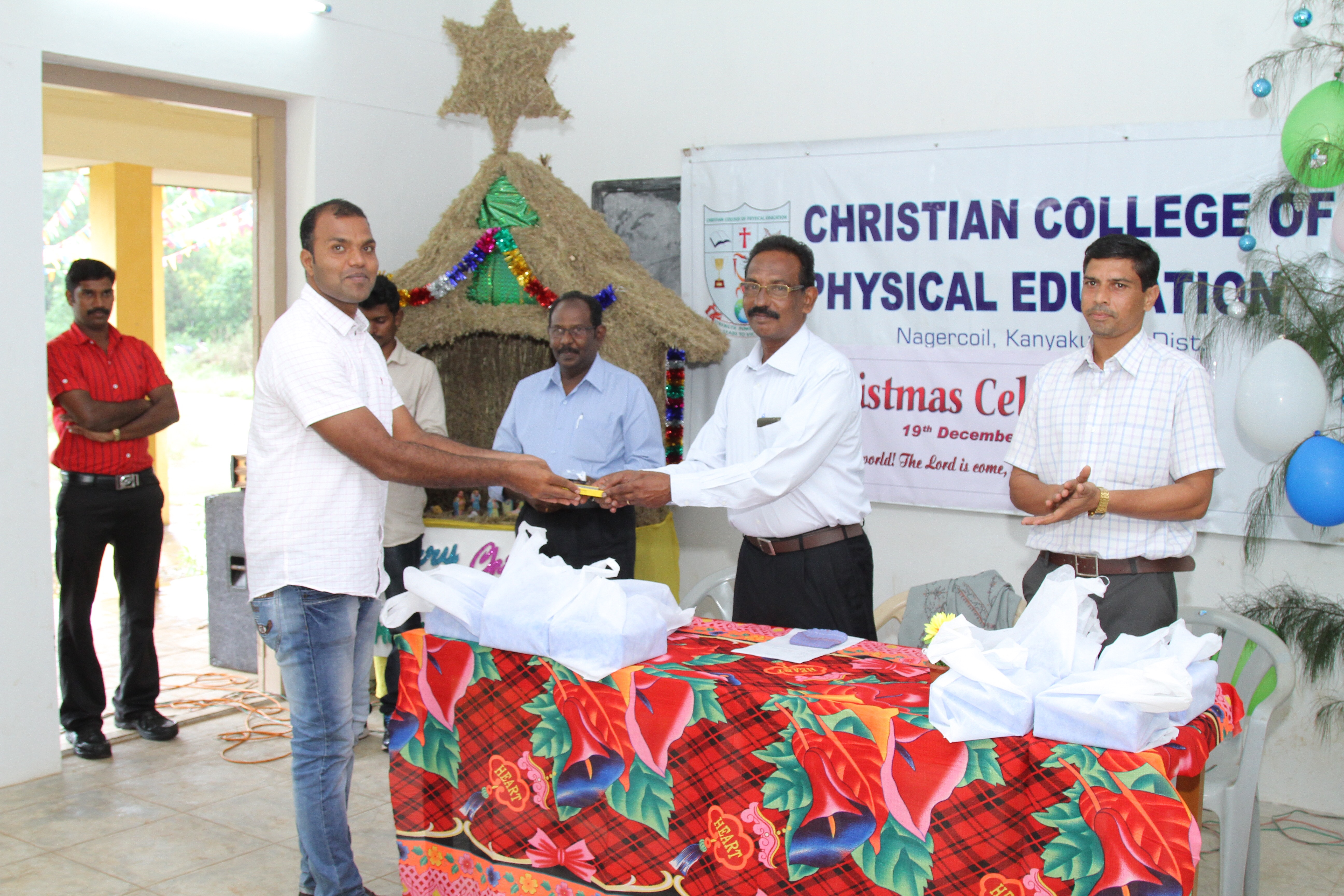 Christian College of Physical Education, Nagercoil