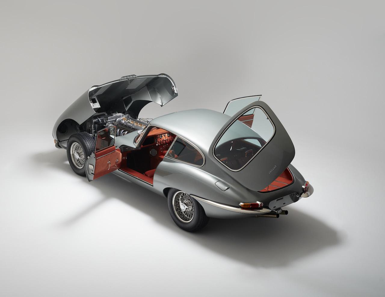 HELM Motorcars unveils The Jaguar E-type Re-imagined
