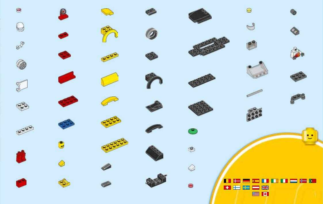 Lego Component Library