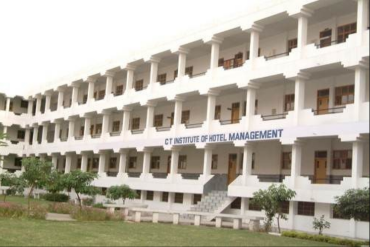 CT Institute of Hotel Management and Catering Technology, Jalandhar