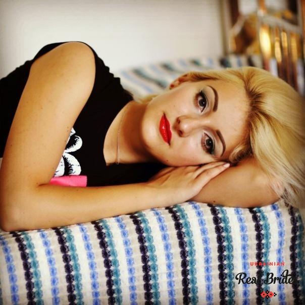 Photo gallery №2 Ukrainian bride Oksana