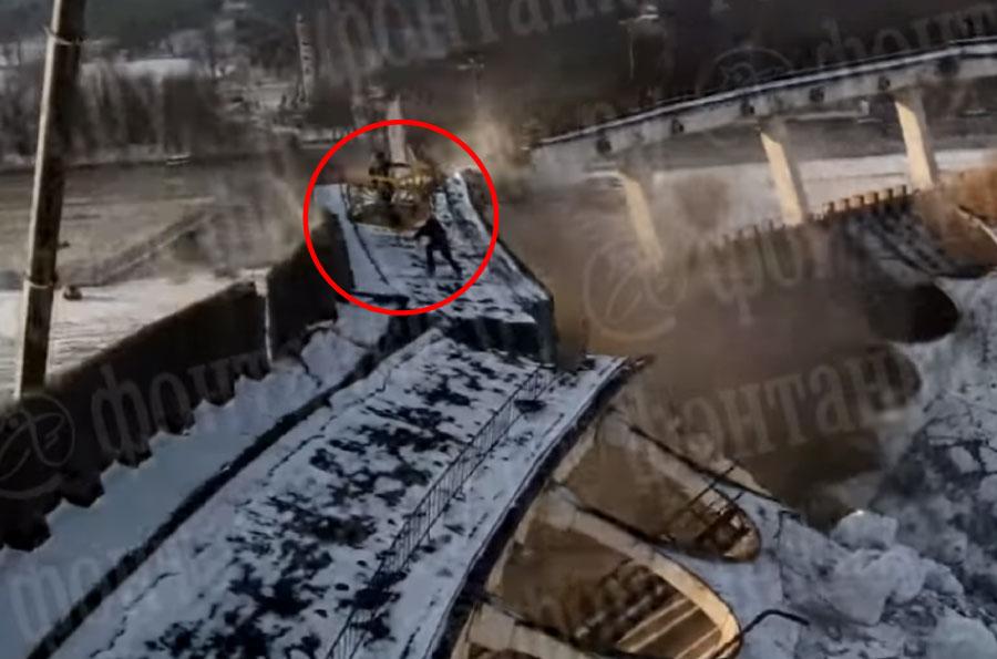 Разбор ситуации с ЧП при сносе СКК Петербургский