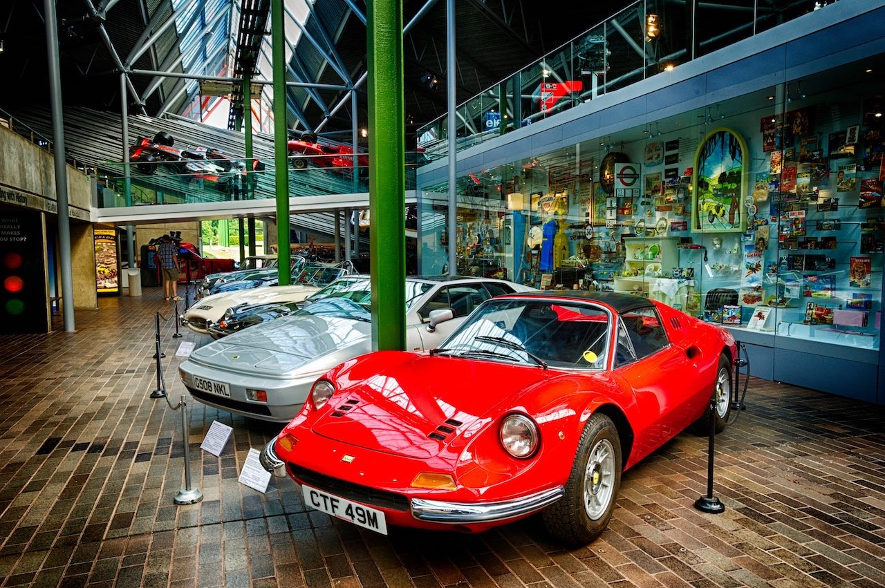 National Motor Museum appoints new trustees