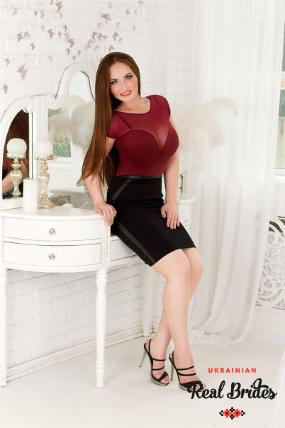 Photo gallery №1 Ukrainian bride Aliona