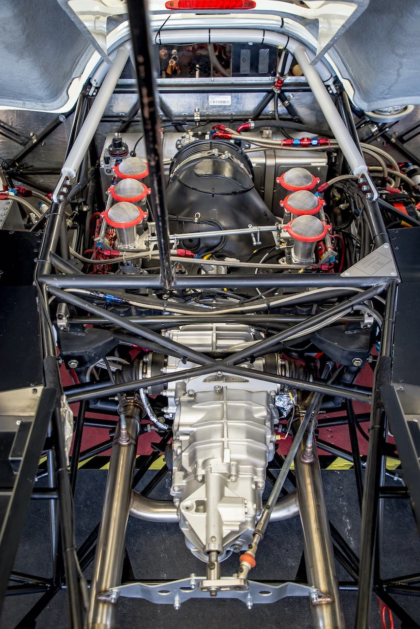 The ICON Porsche 917K is the ultimate hommage to the Le Mans legend