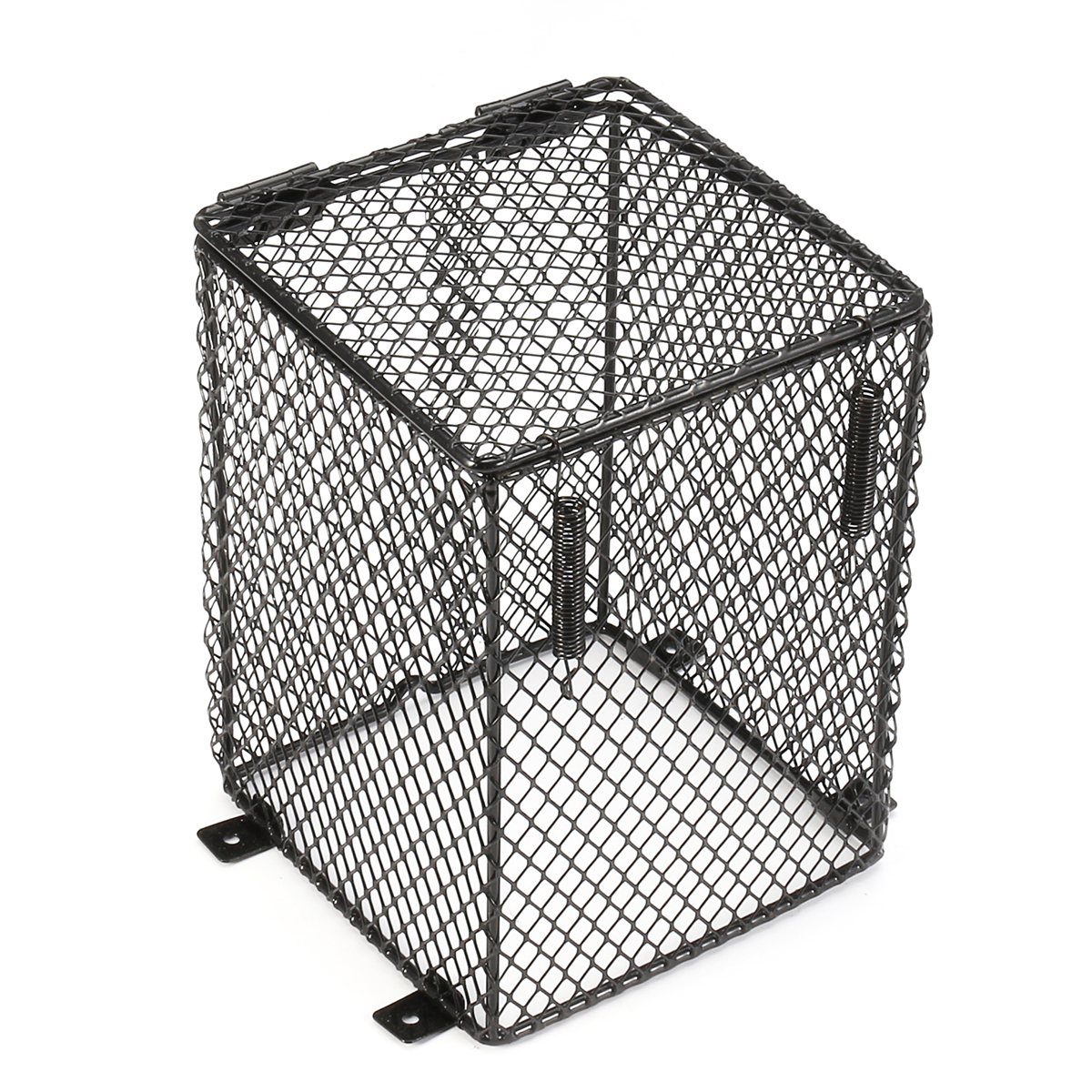 Other Gadgets Reptile Basking Lamp Guard Mesh Cage Light