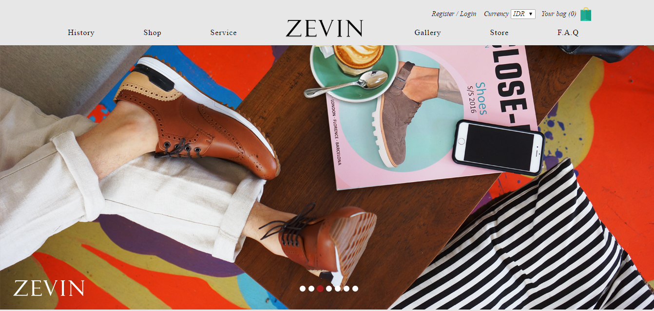 Zevin Shoes