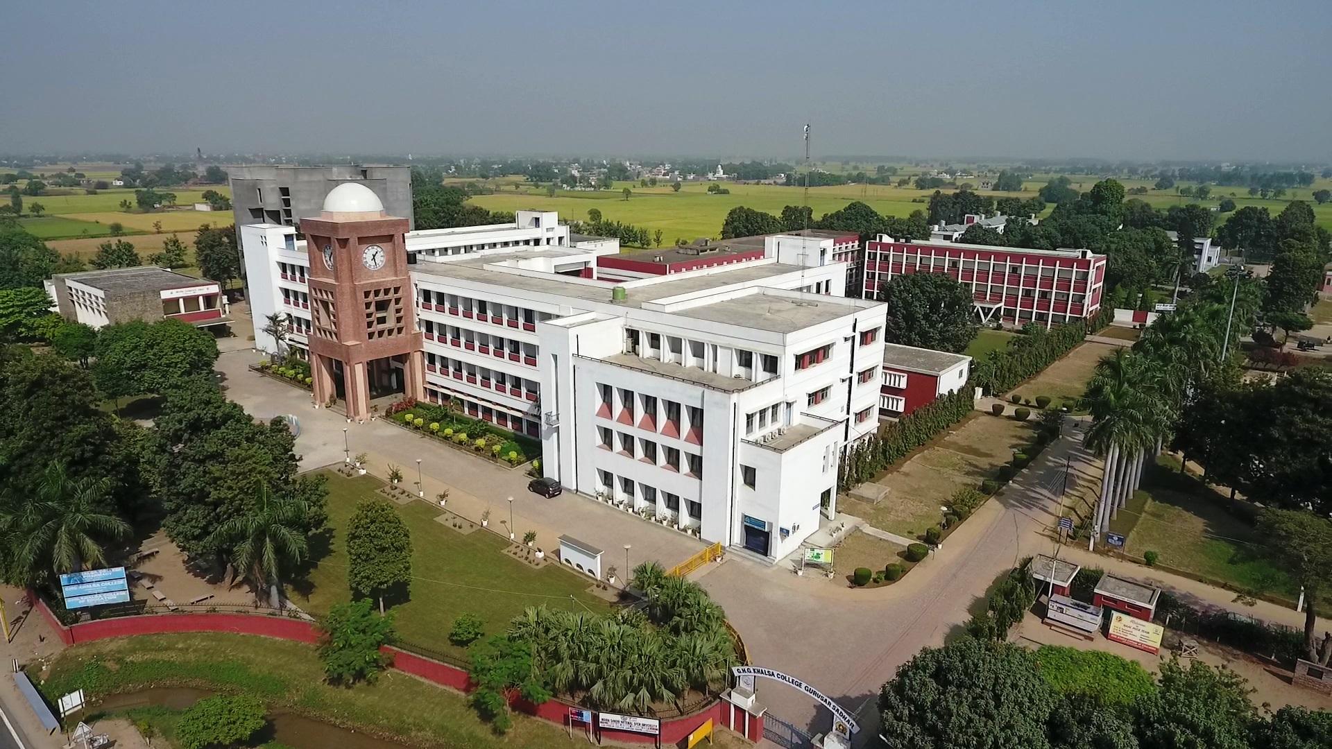 G H G Khalsa College Of Nursing Image