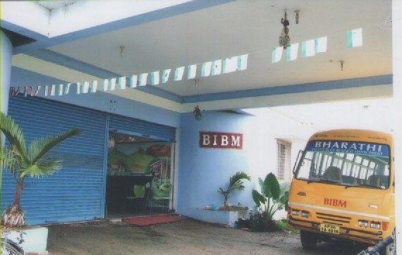 BHARATHI INSTITUTE OF BUSINESS MANAGEMENT
