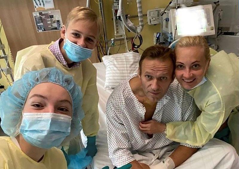 Берлинский пациент, он же новый Солженицын, он же Лёша Навальный