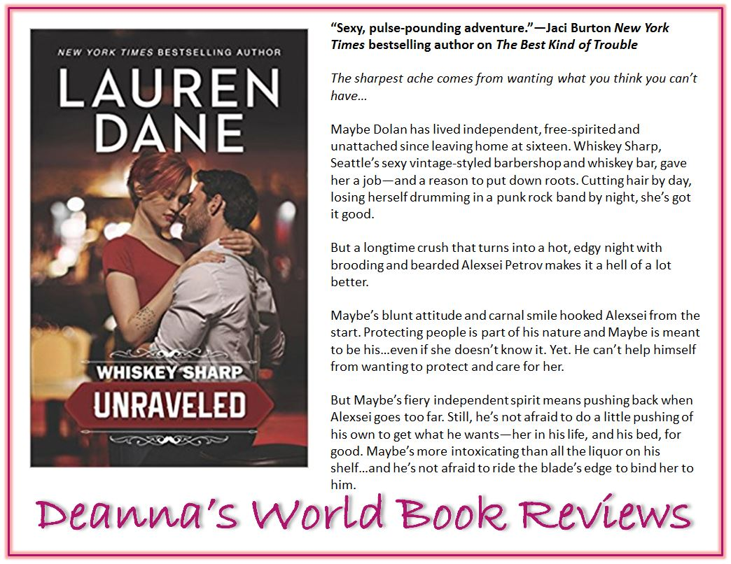 Unraveled by Lauren Dane