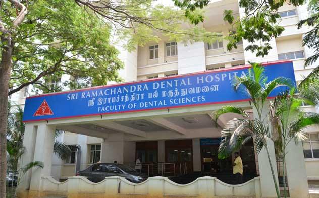 Sri Ramachandra Dental College and Hospital, Porur Image