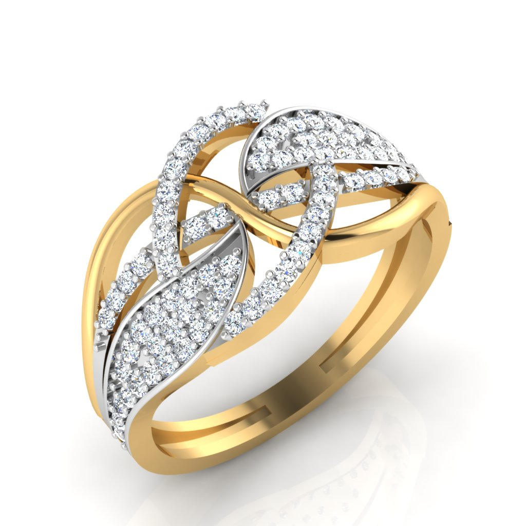 The Milada Diamond Ring