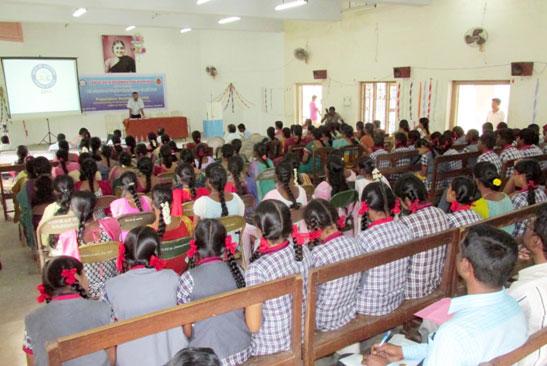 The Gandhigram Institute of Rural Health and Family Welfare Trust, Dindigul Image