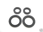 Front Wheel Oil Seals Kit Yamaha YFZ450 2004-2012