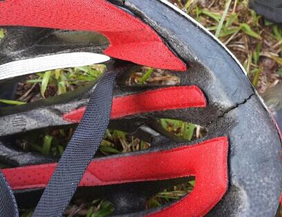 Helmet Crack