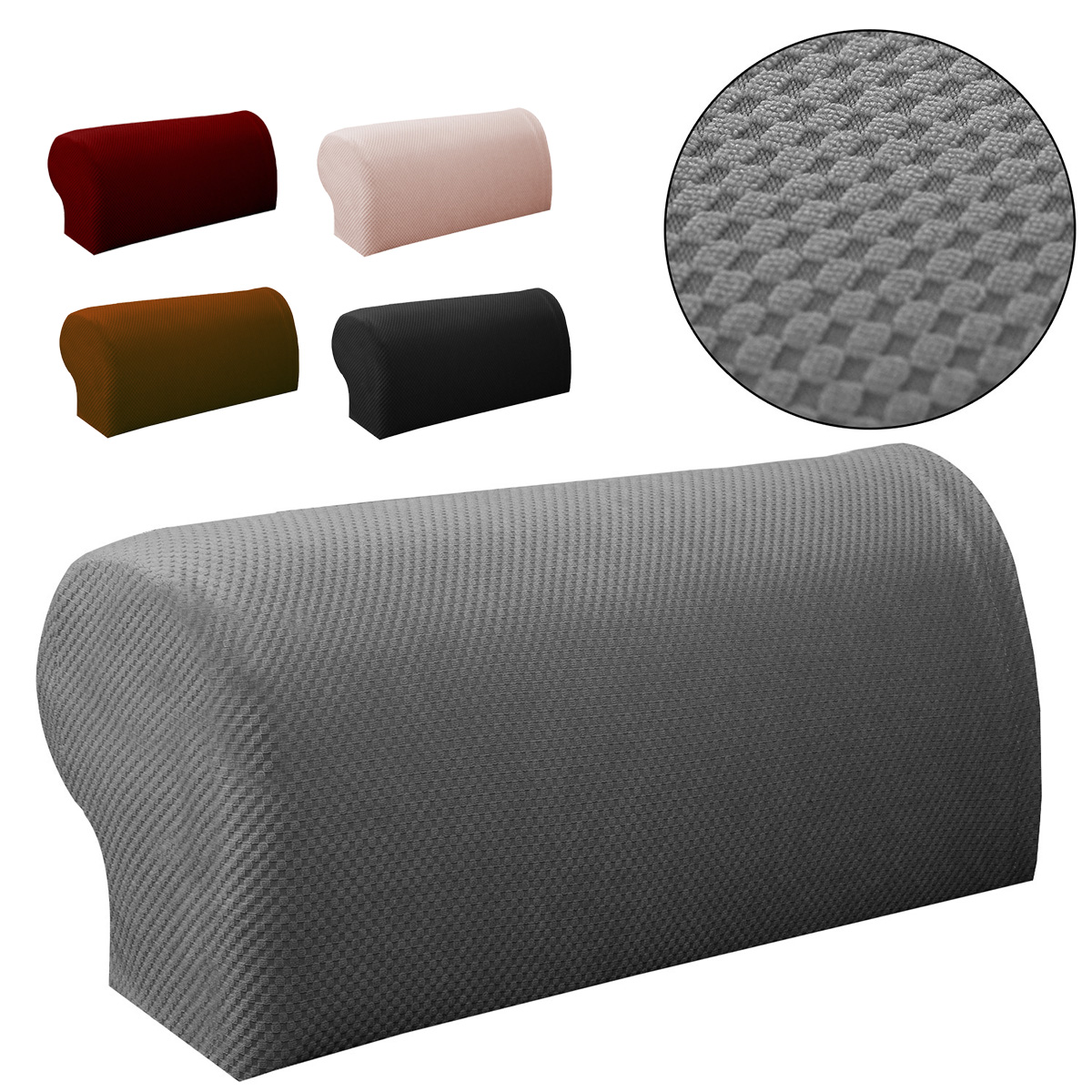 Blankets Amp Comforters 2pcs Premium Furniture Armrest