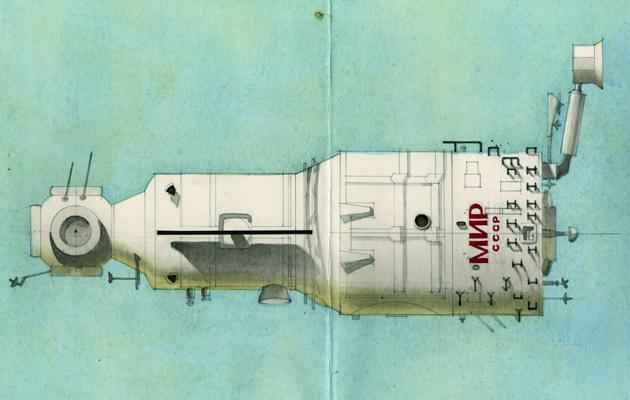 Galina Balashova defined the look of the whole Soviet space programme, from its logos to its satellites
