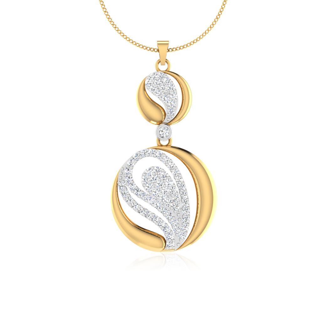 The Ethic Diamond Pendant