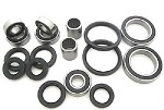 Combo Pack! Chassis Bearings and Seals Kit Honda TRX400EX 1999-2001