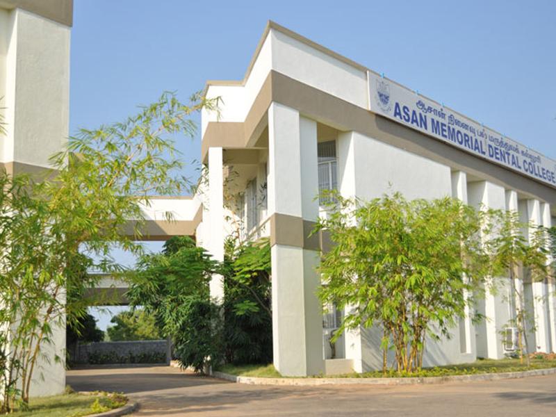 Asan Memorial Dental College and Hospital, Chengalpattu Image