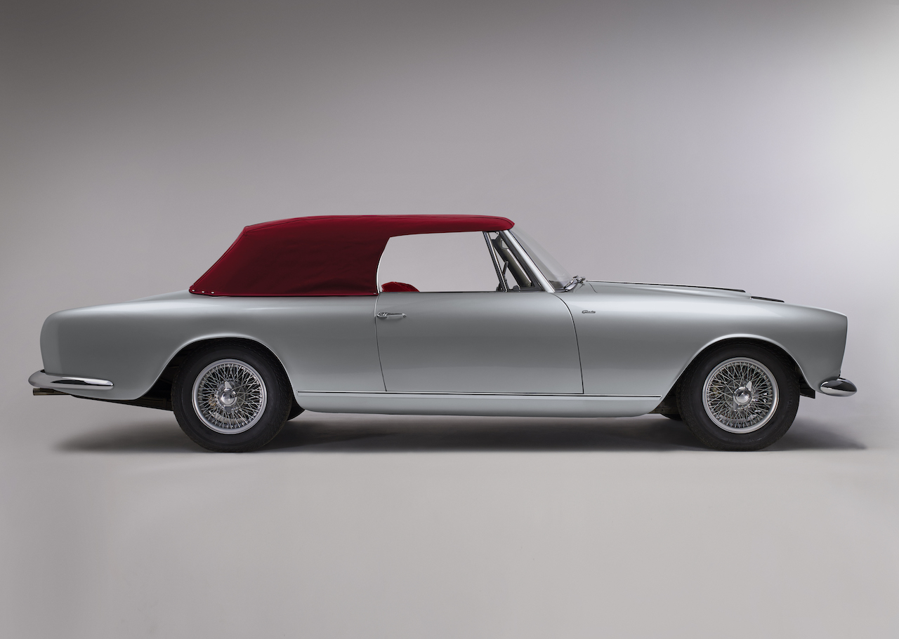 Alvis announces extended range of Continuation Series cars
