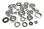 Bottom End Engine Bearings and Seals Kit Suzuki LT-500R LT500R Quadzilla 1987-1990