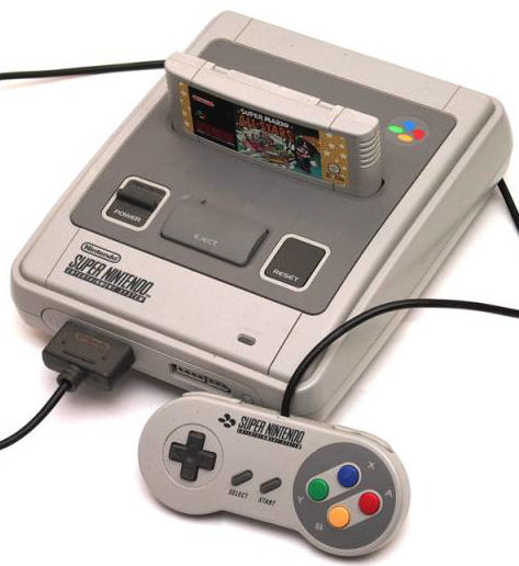 Nintendo Super Entertainment System Emulator, SNES