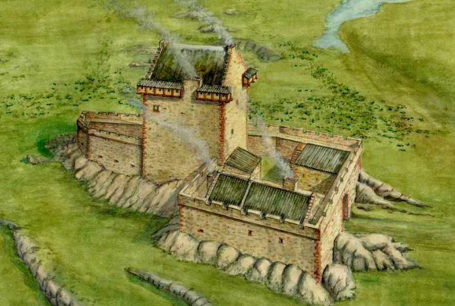 Реконструкция башни Смайлхольм