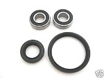 Front Wheel Bearings and Seals Kit KTM MXC 200 2000-2002