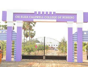 C S I Eliza Caldwell College of Nursing