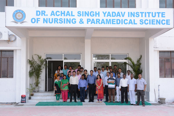 Dr. Achal Singh Yadav Institute Of Nursing And Paramedical Science Image