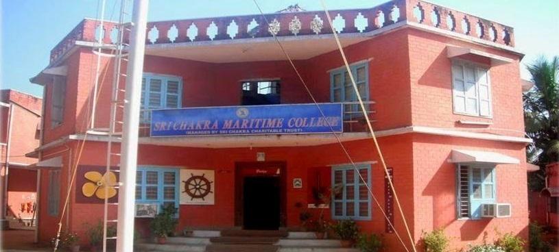 Sri Chakra Maritime College, Pondicherry