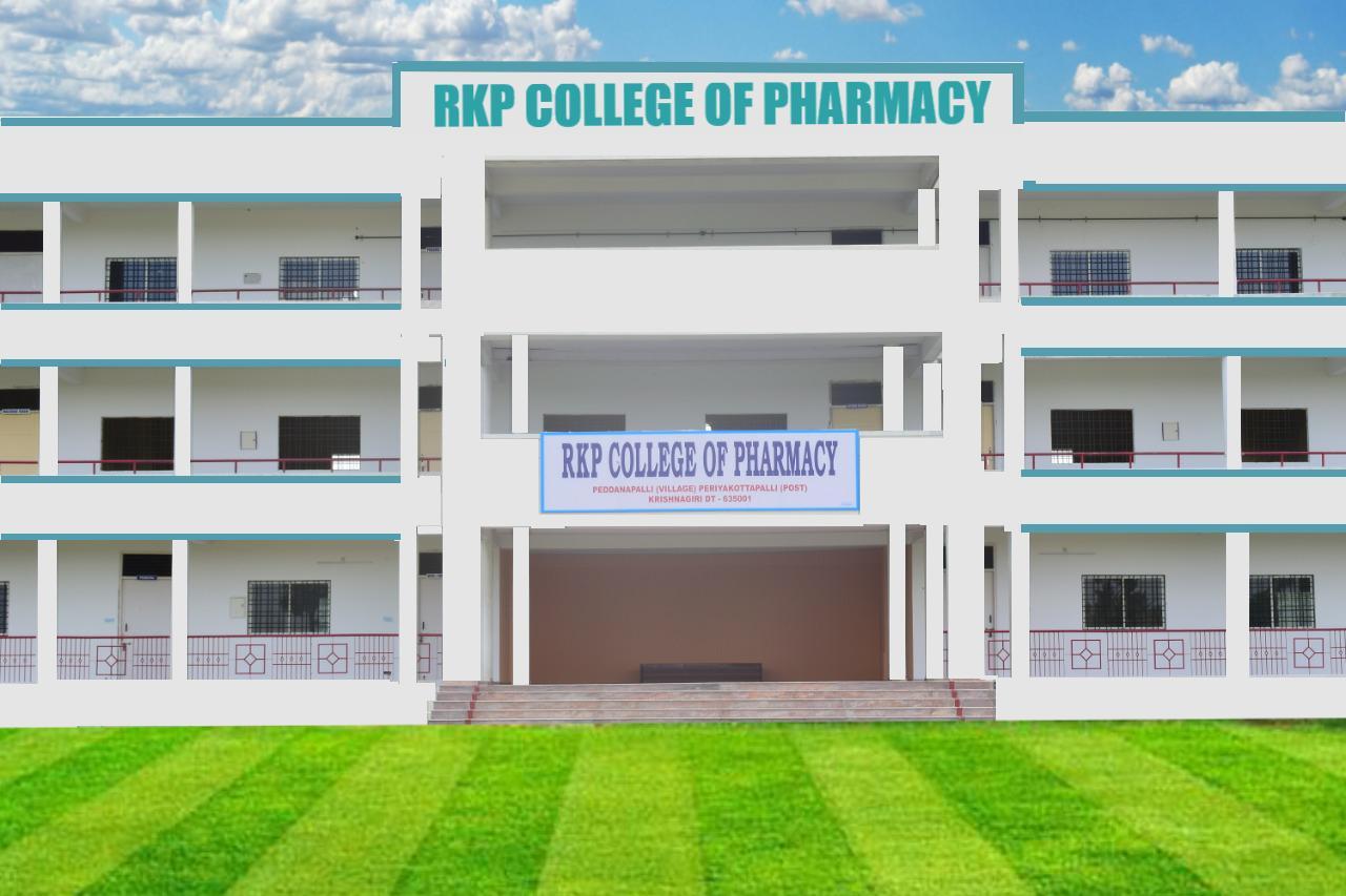 RKP College of Pharmacy, Krishnagiri